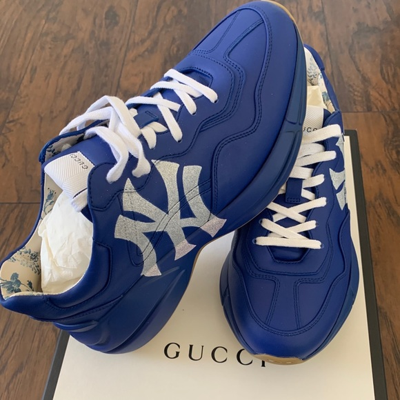 Gucci Shoes   Gucci Rhyton Sneakers Ny